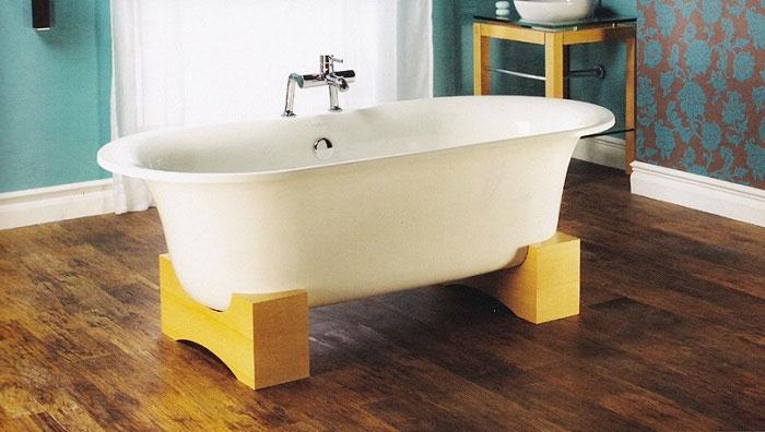 The shower centre dublin bathrooms suites cast iron baths for Best bathrooms dublin