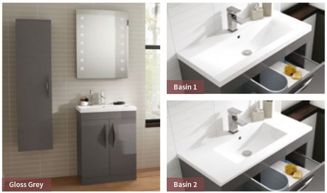 The shower centre dublin vanity units dublin vanity for Bathroom design dublin